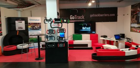 Great Interest For Gotrack Products To The 26^ IKA KART2000 World Fair (Offenbach) On January 2018